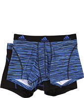adidas - Sport Performance Climalite Graphic 2-Pack Trunk