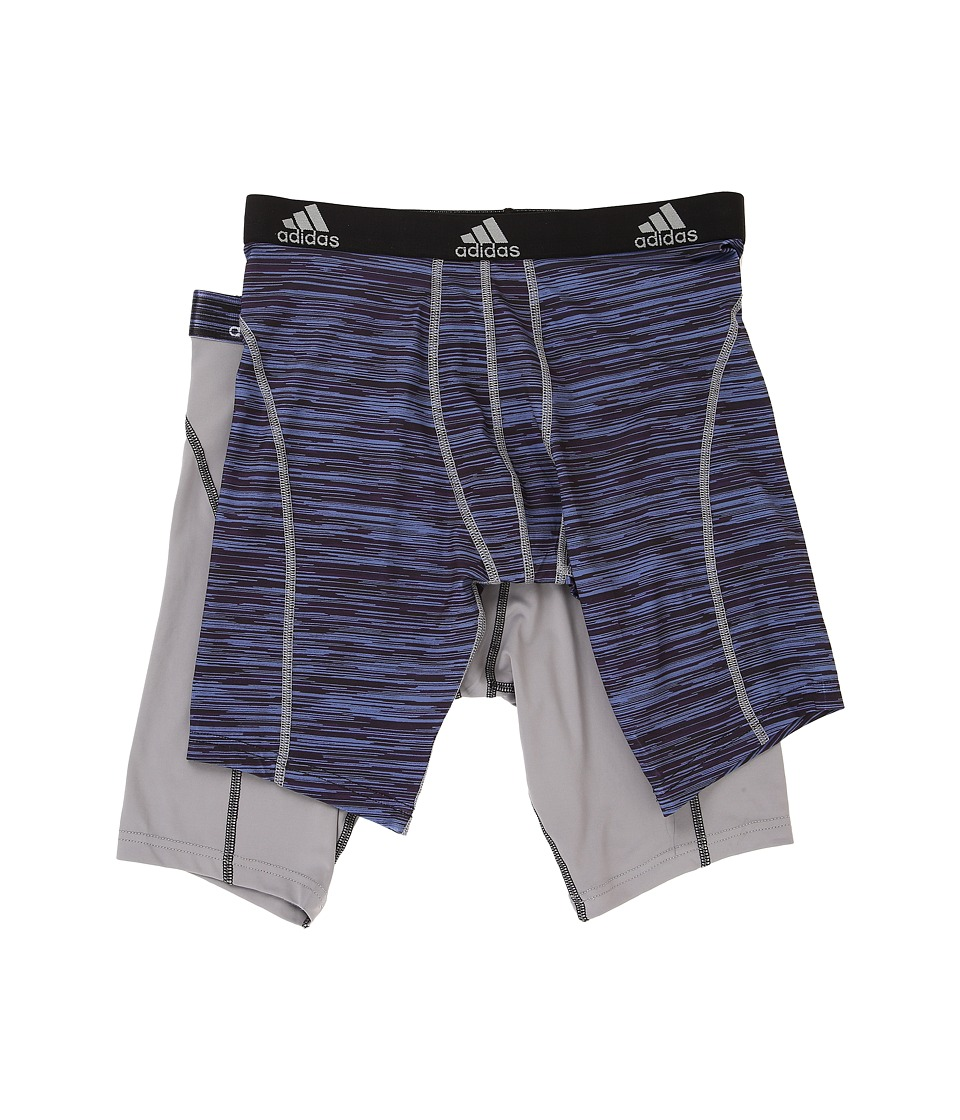 Adidas Sport Performance Climalite Graphic 2-Pack Midway ...
