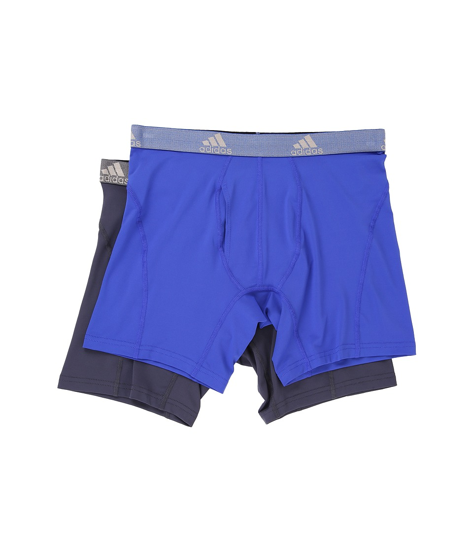 adidas adidas - Relaxed Performance Climalite 2-Pack Boxer Brief