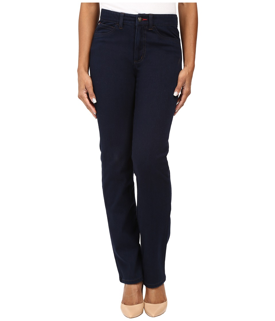 FDJ French Dressing Jeans - Petite Suzanne Straight Leg Love Denim in Indigo