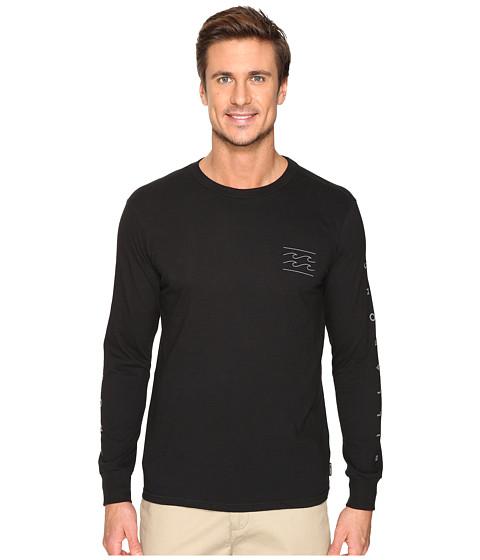 Billabong Unity Sleeve Printed T-Shirt - Black