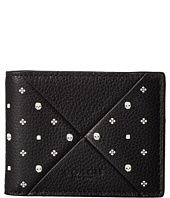 COACH - Bandana Patchwork Slim Billfold