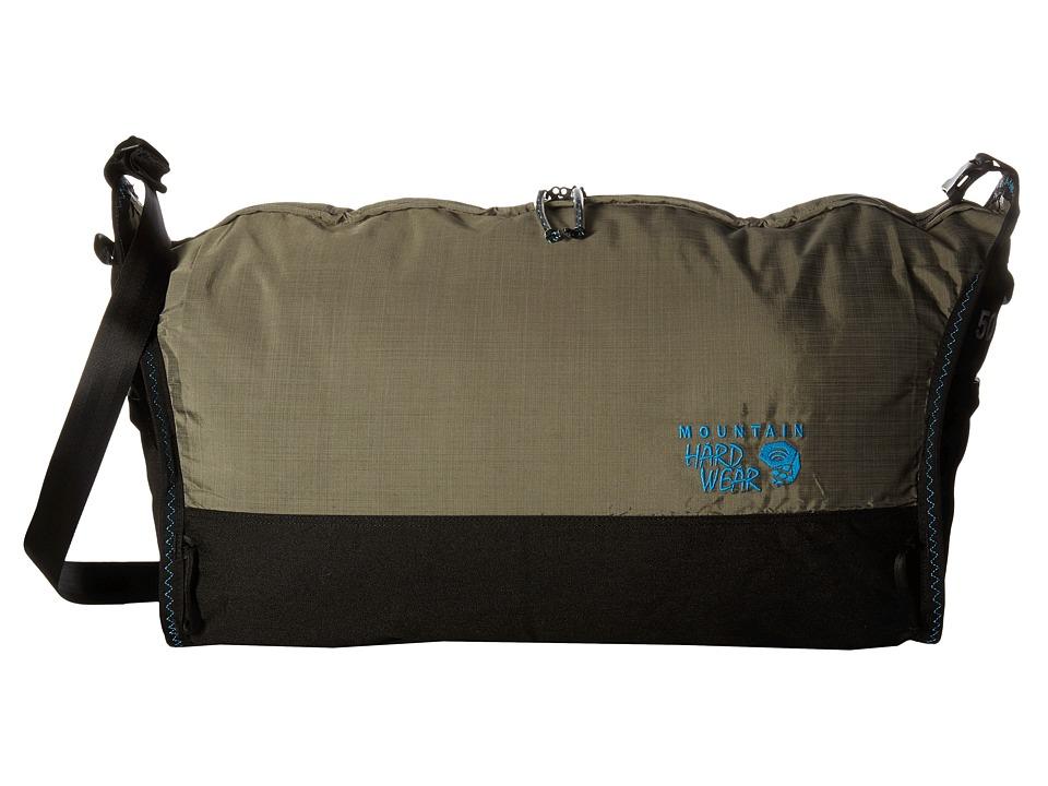 Mountain Hardwear OutDry Duffel Small (Stone Green) Duffel Bags
