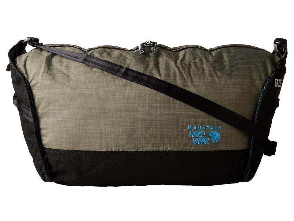 Mountain Hardwear OutDry Duffel Large (Stone Green) Duffel Bags