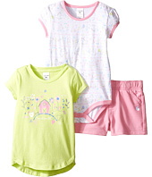 Carhartt Kids - Three-Piece Gift Short Set (Infant)