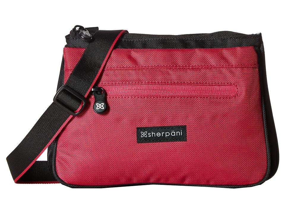 Sherpani Zoom (Red) Bags