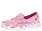 SKECHERS KIDS - Go Walk 4 81135L (Little Kid/Big Kid)