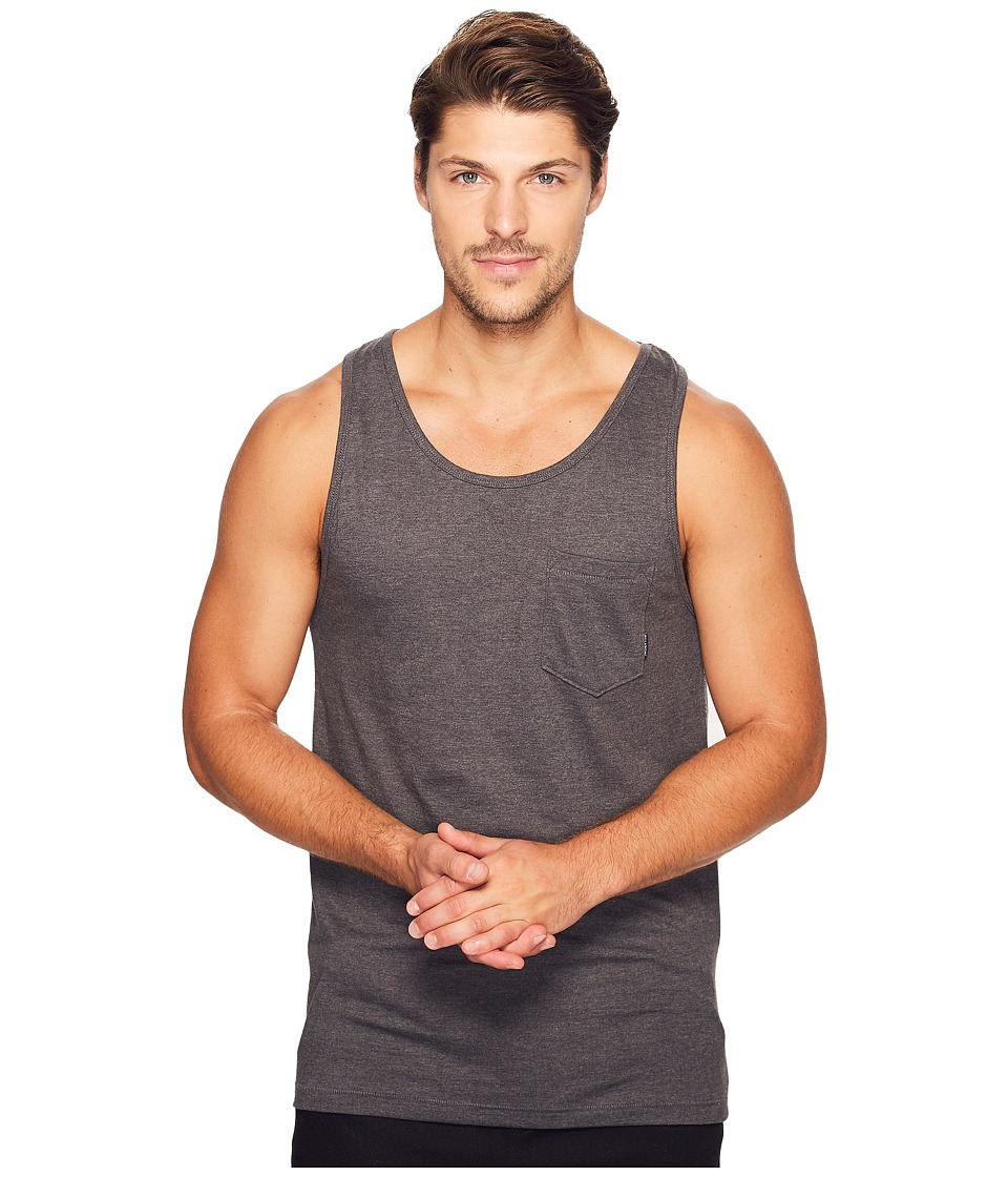 Billabong Zenith Tank Top (Asphalt) Men