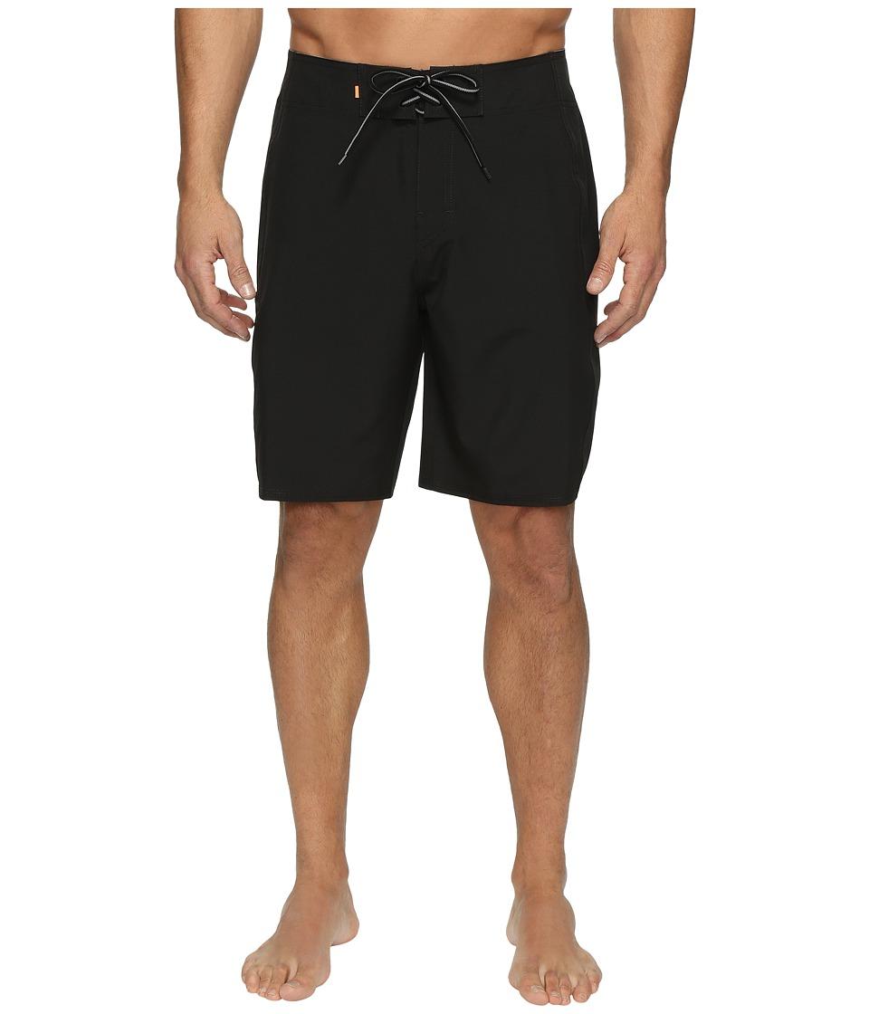 Quiksilver Waterman Makana Boardshorts (Black) Men