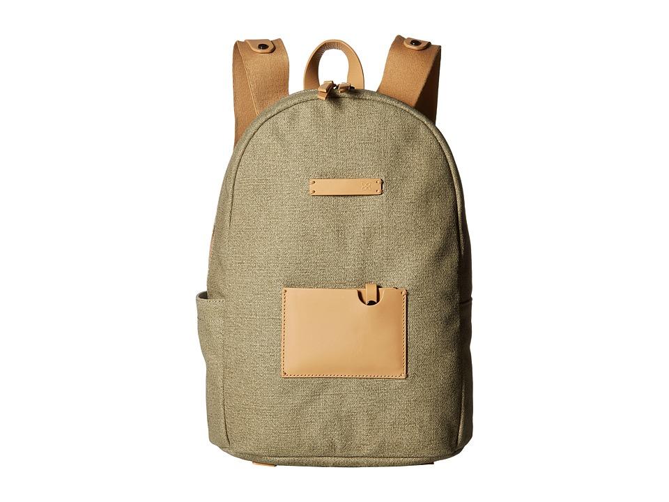 Sherpani Indie (Fern) Backpack Bags