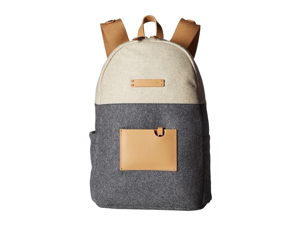 Sherpani Indie (Buff/Chai) Backpack Bags