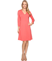 Ellen Tracy - Seamed A-Line Dress