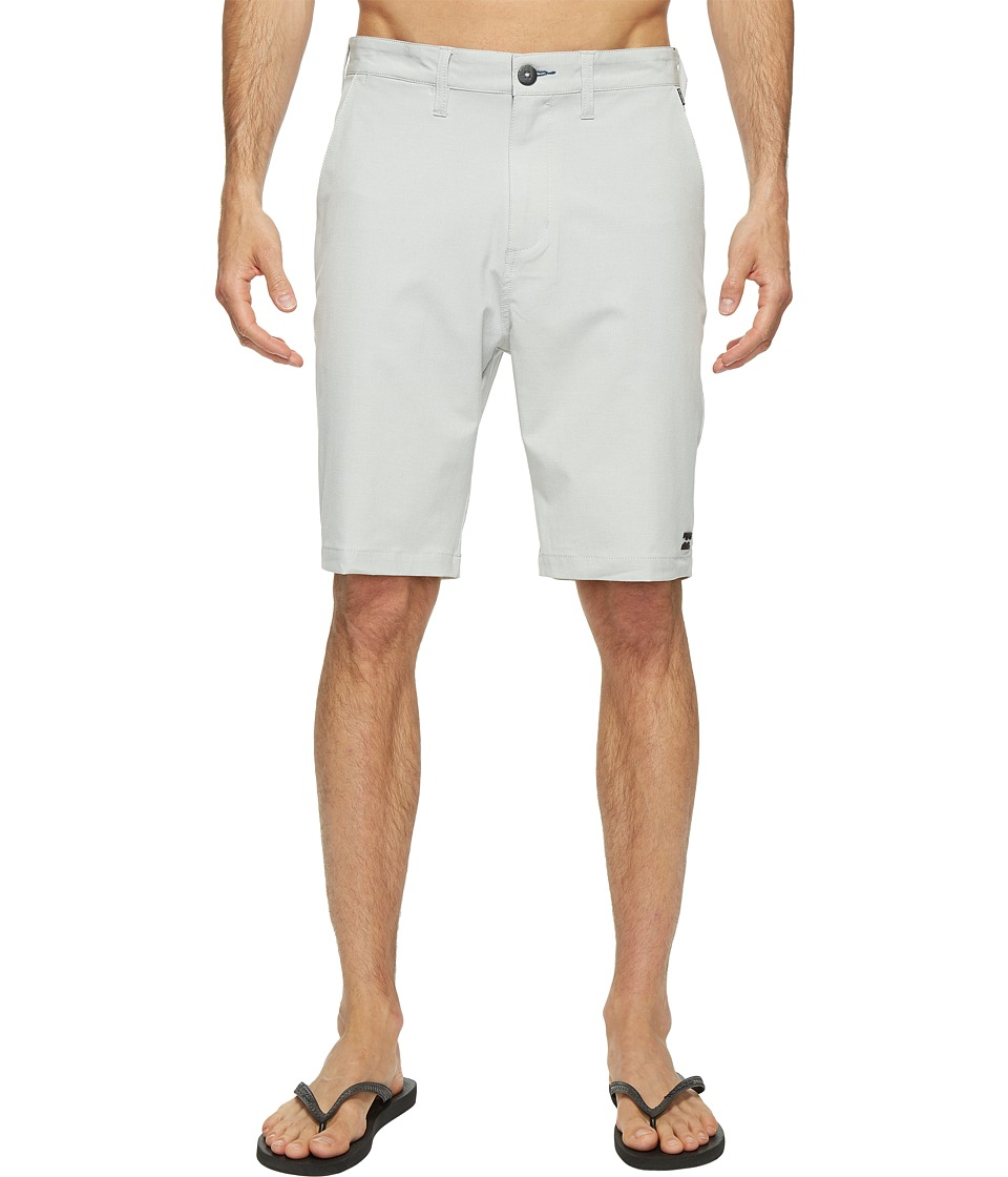 Billabong Crossfire X Hybrid Shorts (Alloy) Men