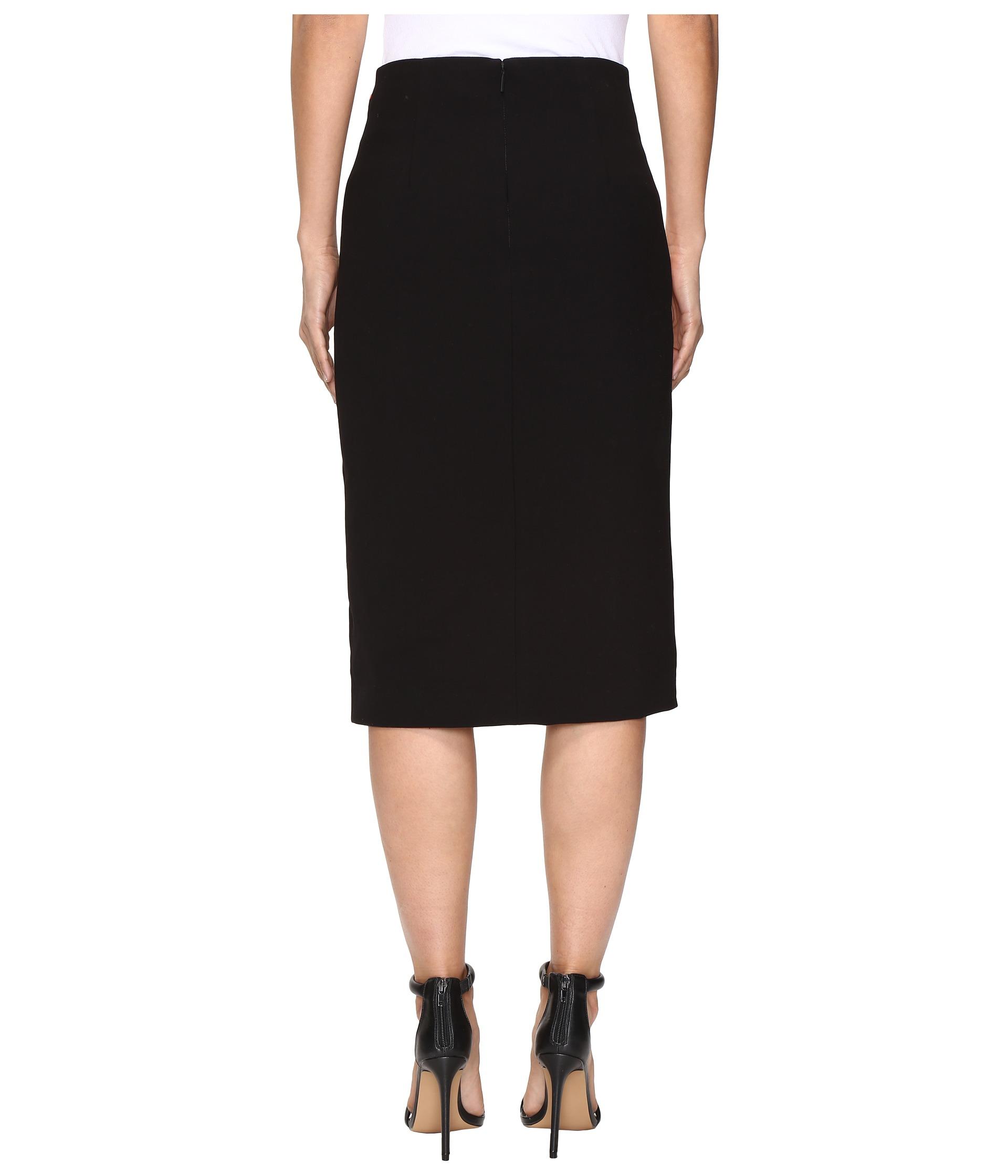 tracy asymmetrical pencil skirt zappos free
