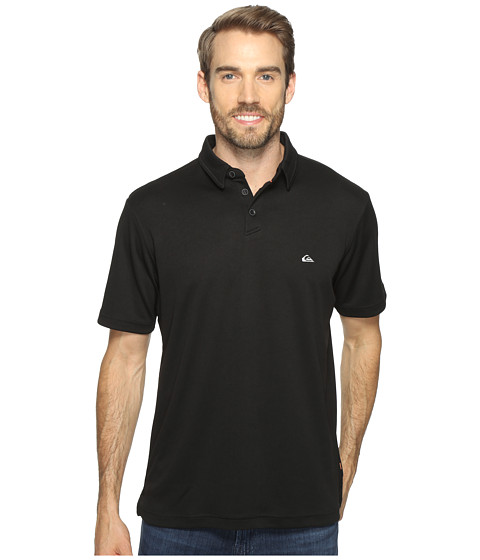 Quiksilver Waterman Water Polo 2 Short Sleeve Knit Polo