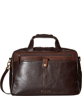 Scully - Hidesign Braxton Workbag with Padded Compartment
