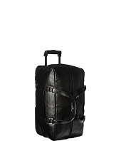 Scully - Hidesign Blaze Leather Wheeled Carry-On