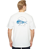 Quiksilver Waterman - Live to Fish Short Sleeve T-Shirt