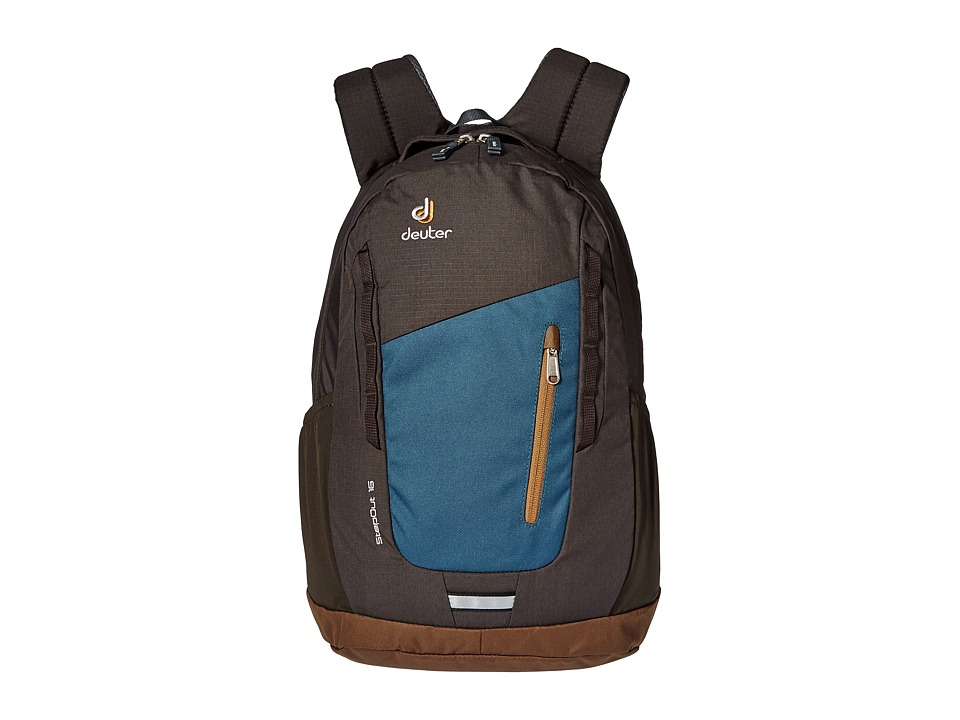 Deuter Step Out 16 (Arctic/Coffee) Backpack Bags