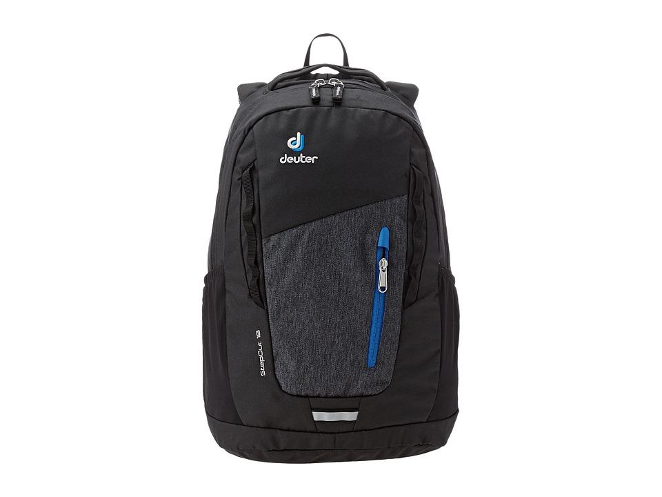 Deuter Step Out 16 (Dresscode/Black) Backpack Bags