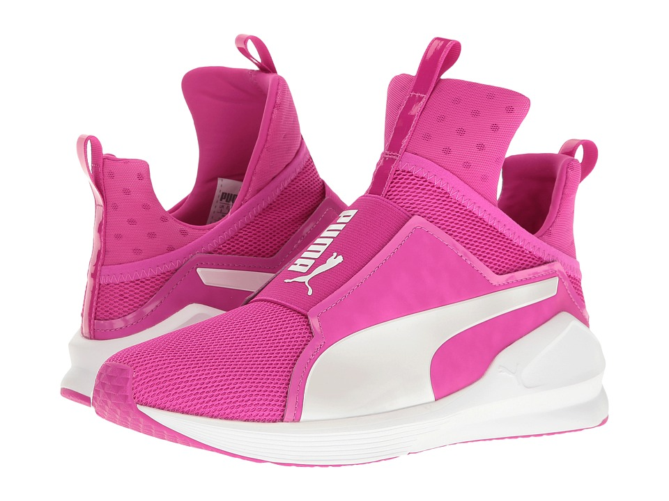 PUMA Fierce Core (Ultra Magenta/Puma White) Women
