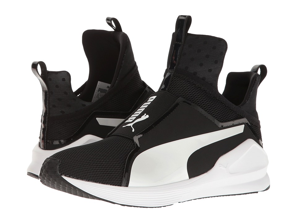 PUMA - Fierce Core (Puma Black/Puma White) Womens Shoes