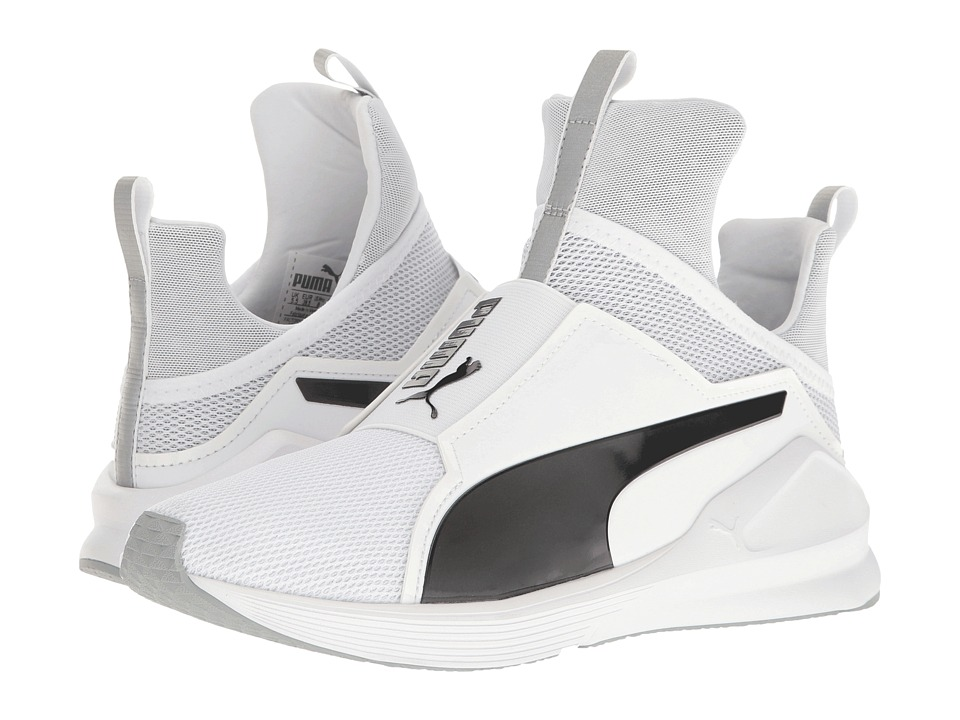 PUMA Fierce Core (Puma White/Puma Black) Women