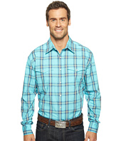 Roper - 0831 Sea Ombre Plaid Snap