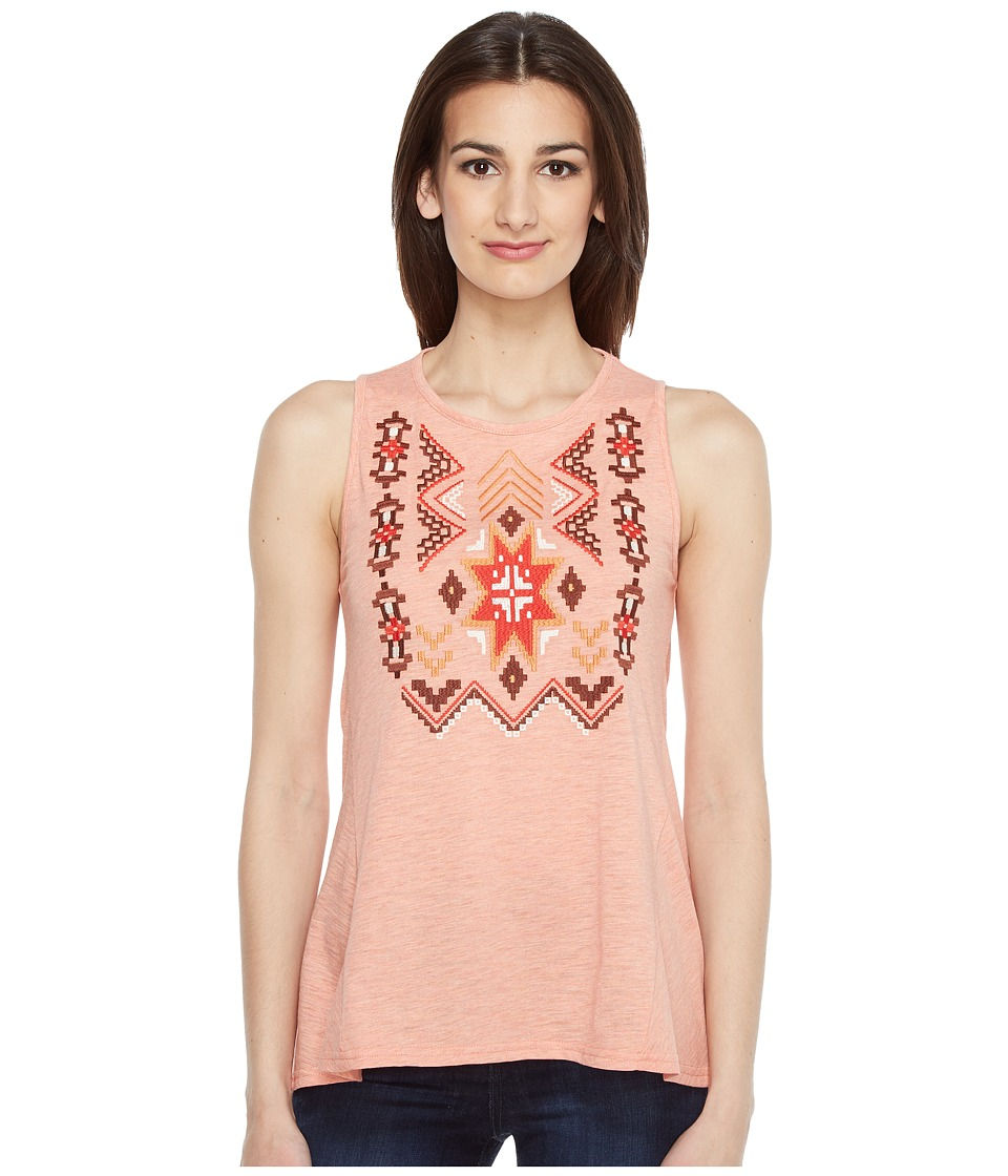 Roper Roper - 0891 Heather Jersey Tank Top