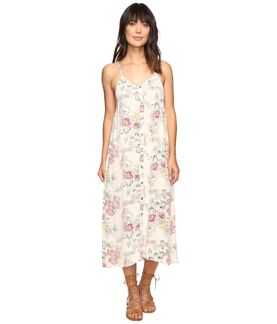 Billabong EZ Breezy Midi Dress (Cool Wip) Women