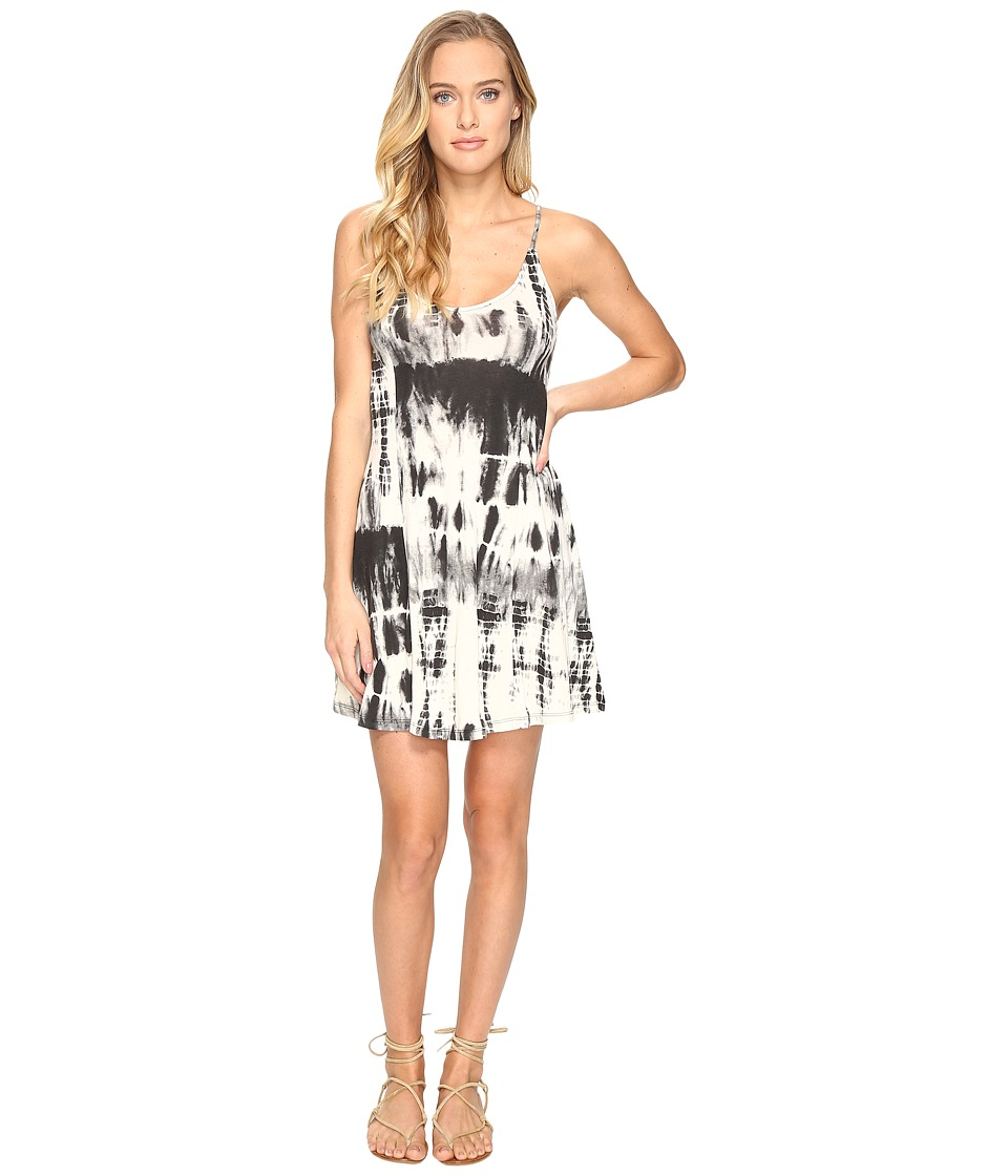 Billabong Last Chance Dress (Black/White) Women