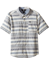 Volcom Kids - Clockwork Short Sleeve Woven Top (Toddler/Little Kids)