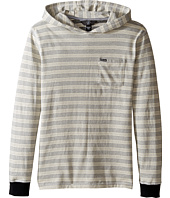 Volcom Kids - Alden Hooded Long Sleeve Top (Big Kids)