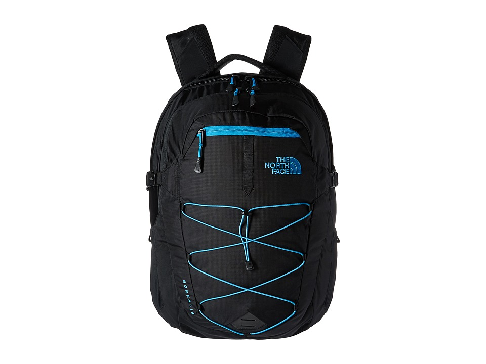 The North Face Borealis Backpack (TNF Black/Hyper Blue) Backpack Bags