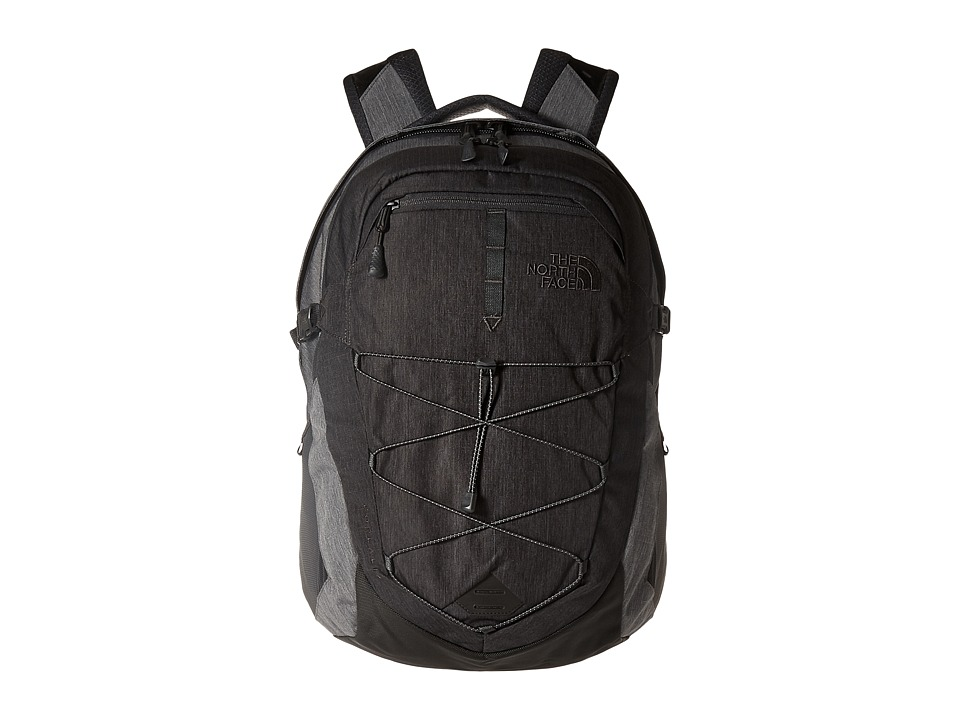 North Face Borealis Backpack (TNF Dark Grey Heather/TNF M...