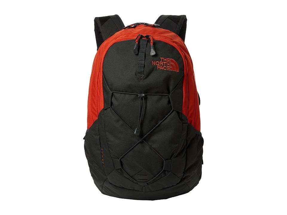 The North Face Jester (Tibetan Orange/Asphalt Grey) Backpack Bags