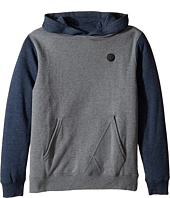 Volcom Kids - Single Stone Color Block Hoodie (Big Kids)