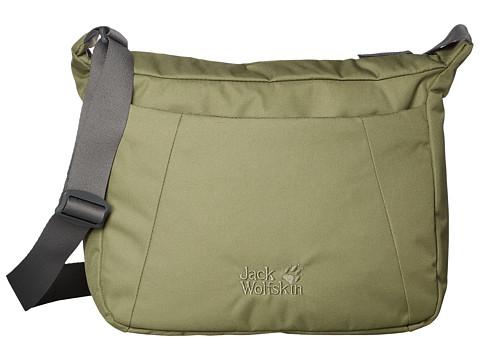 Jack Wolfskin Valparaiso Bag - Khaki