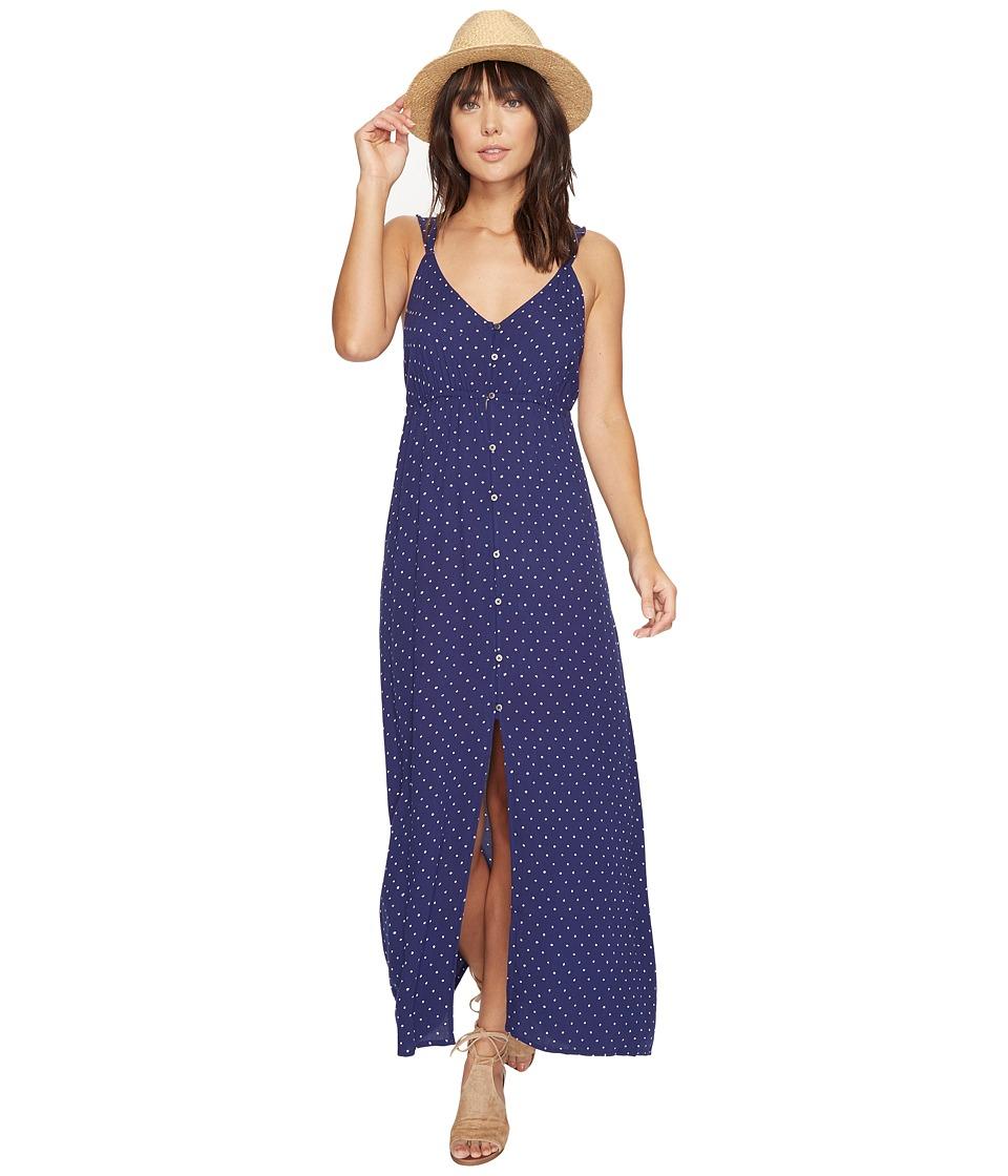 Billabong First Dreamer Maxi Dress (Starry Night) Women