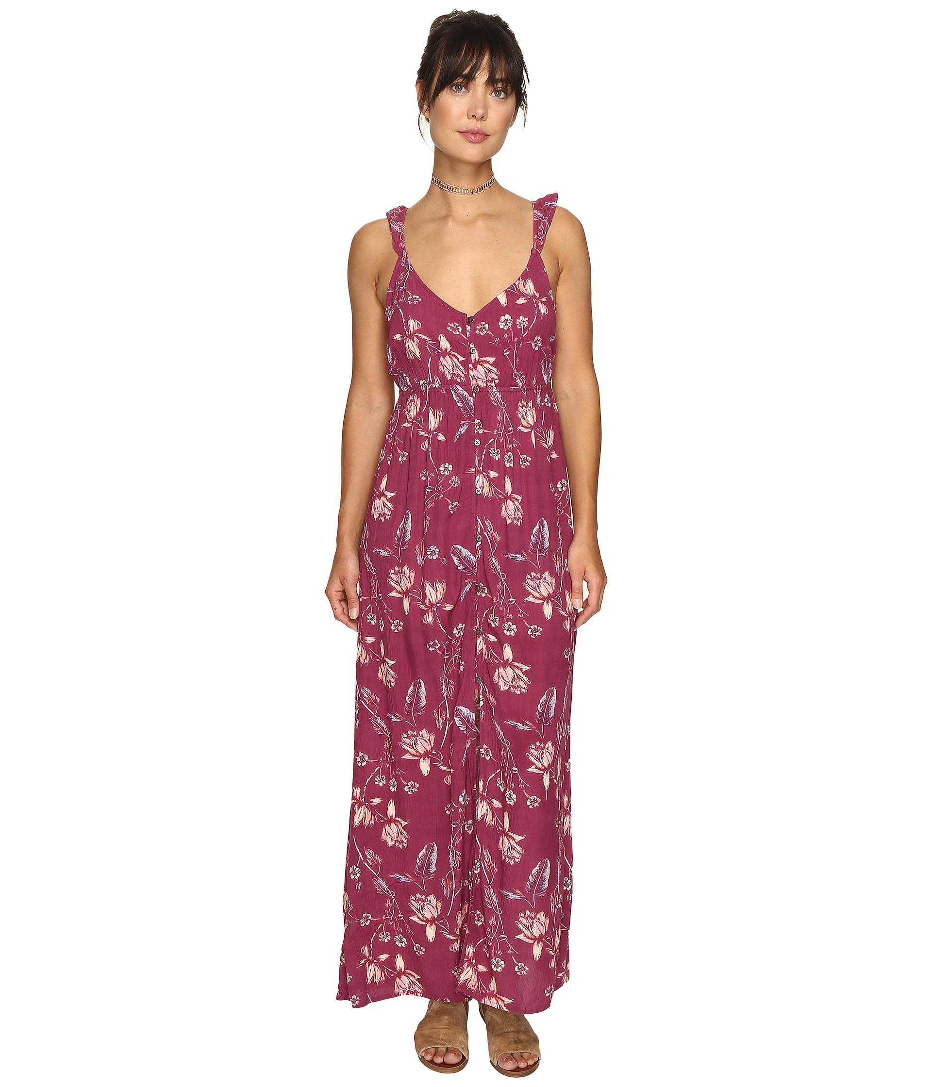Bb dakota tasha maxi dress