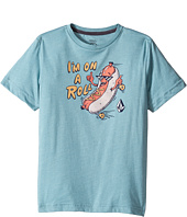 Volcom Kids - On A Roll Short Sleeve Tee (Toddler/Little Kids)