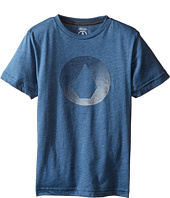 Volcom Kids - Inprint Short Sleeve Tee (Toddler/Little Kids)