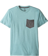Volcom Kids - Twist Pocket Short Sleeve Tee (Big Kids)