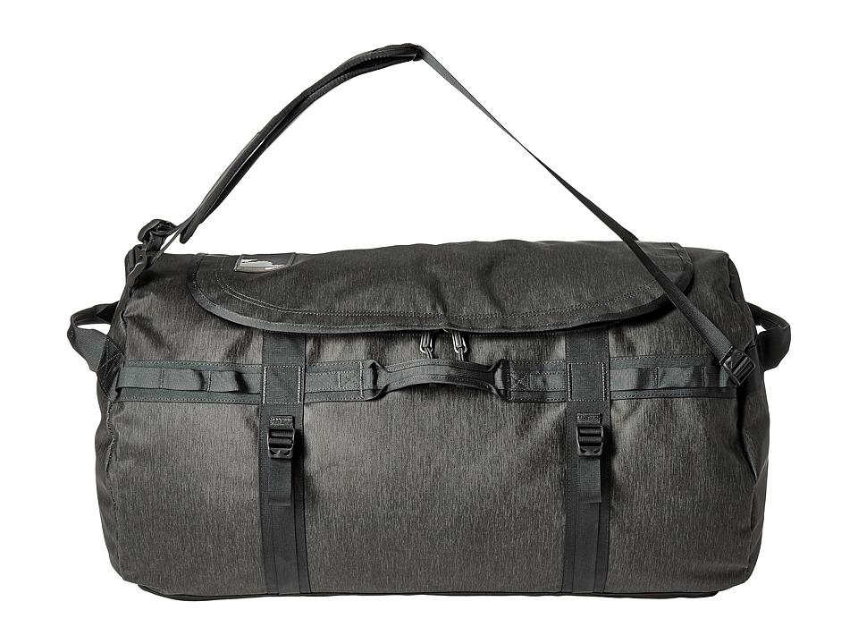 The North Face Base Camp Duffel XL (TNF Dark Grey Heather (Std)/Asphalt Grey) Duffel Bags