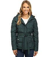 U.S. POLO ASSN. - Long Belted Puffer Jacket