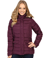 U.S. POLO ASSN. - Short Puffer Jacket with Fur Hood