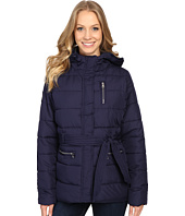U.S. POLO ASSN. - Long Puffer Jacket with Belt
