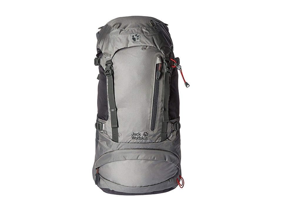 Jack Wolfskin - ACS Hike 26 Pack (Alloy) Backpack Bags