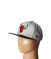 New Era - Heather Action Chicago Bulls