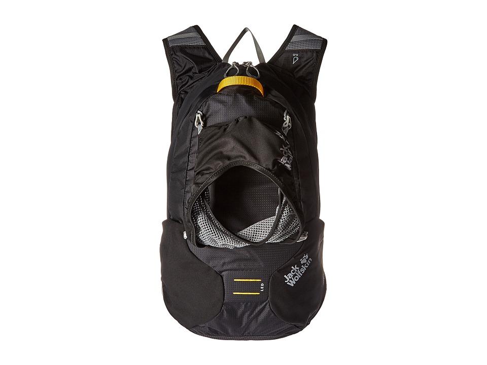 Jack Wolfskin Rock Surfer 18.5 (Black 1) Backpack Bags